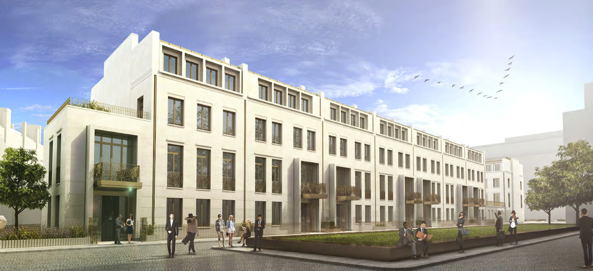 Chelsea Barracks Phase 2