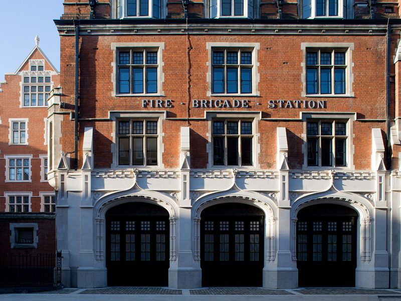 Chiltern Street Firehouse